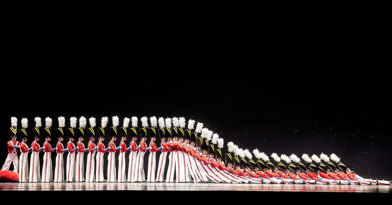 Rockettes Christmas Show.How Long Is The Christmas Spectacular The Rockettes