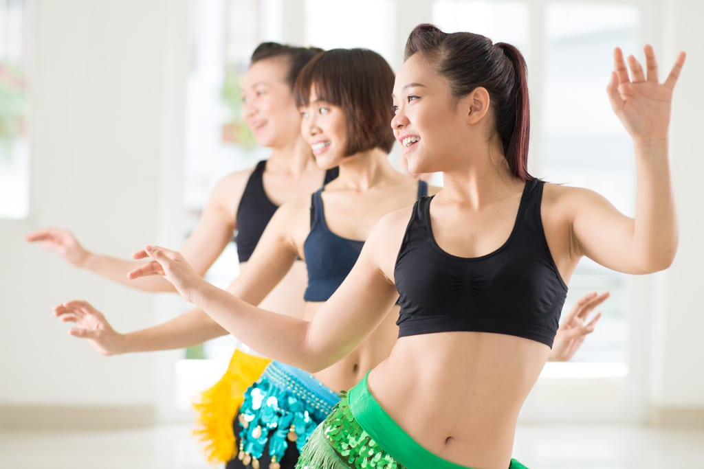 International Dance Workouts