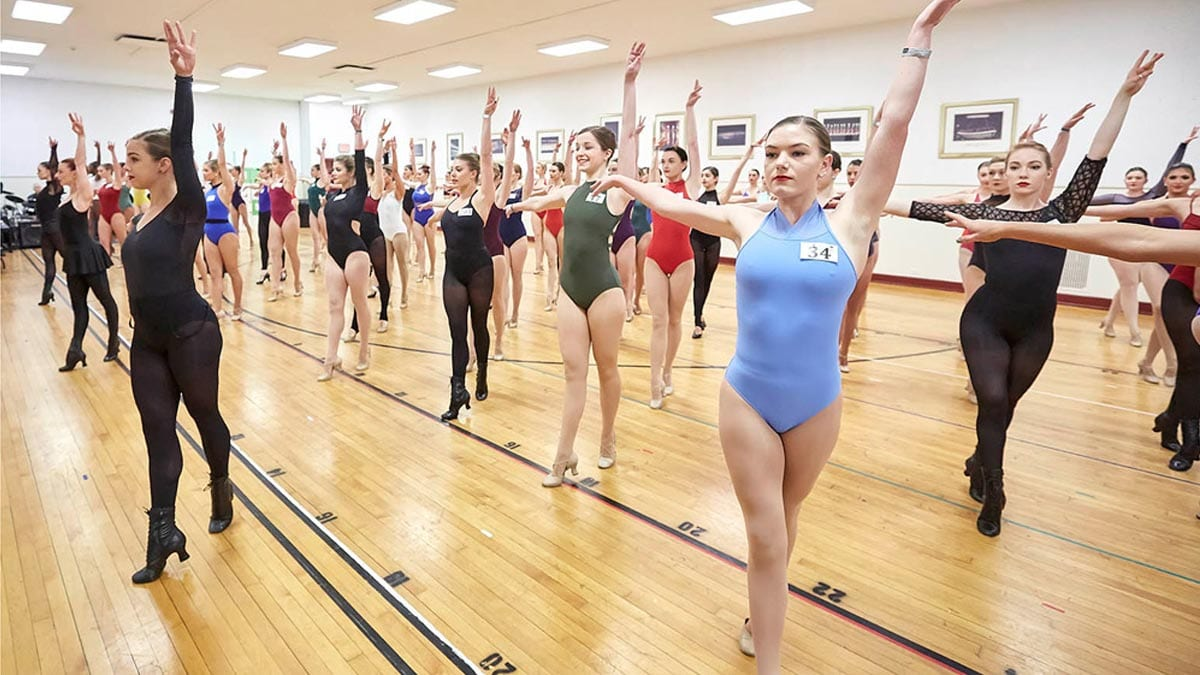 Dance Hack 3 Ways To Learn Choreography Faster The Rockettes