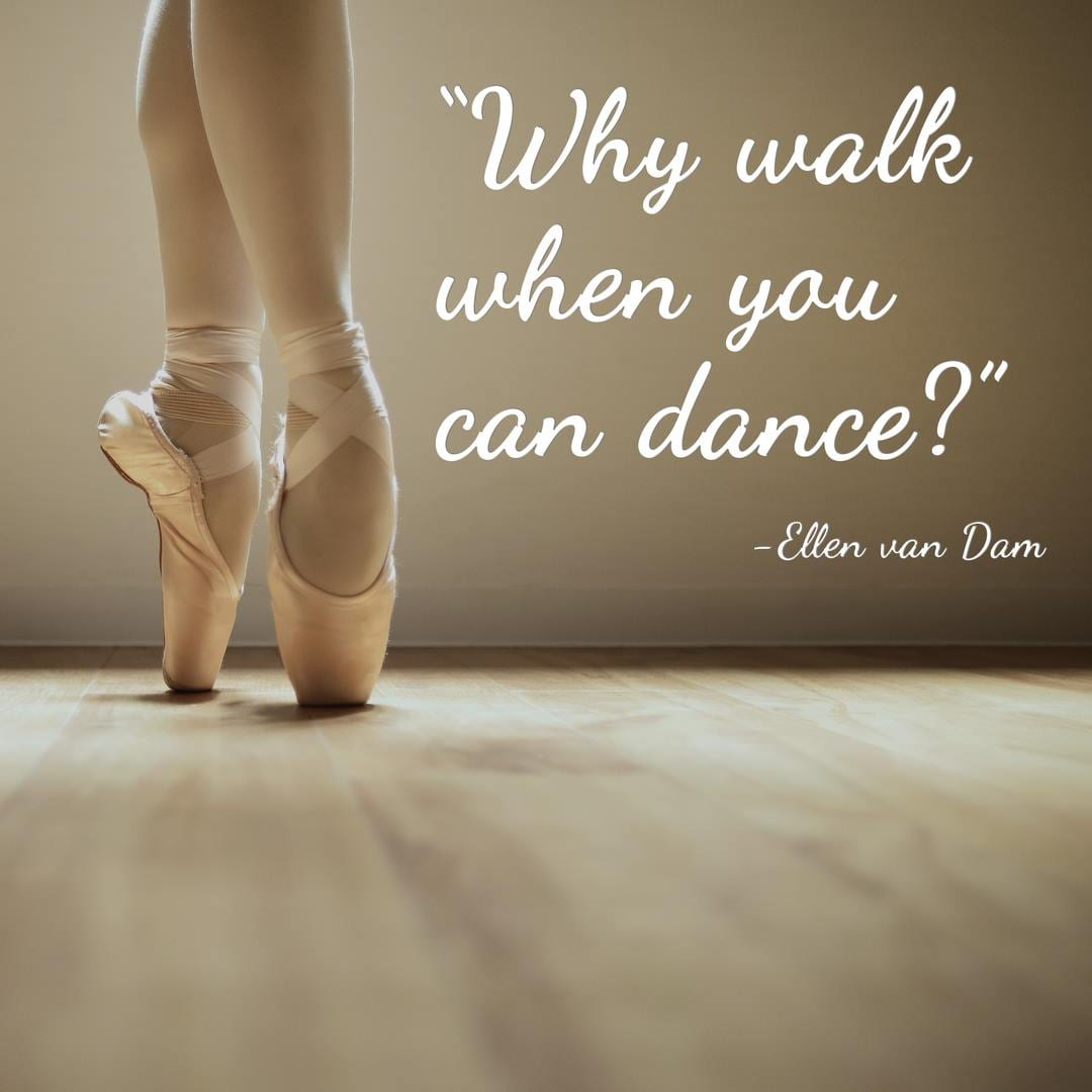 9 Inspirational Dance Quotes  The Rockettes