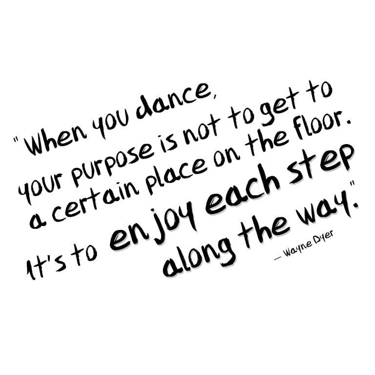 12 Inspirational Dance Quotes | The Rockettes