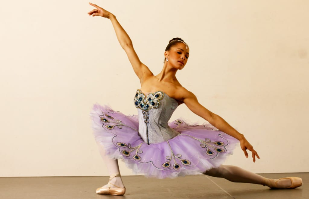 Photo Credit: Christina Lessa | MistyCopeland.com