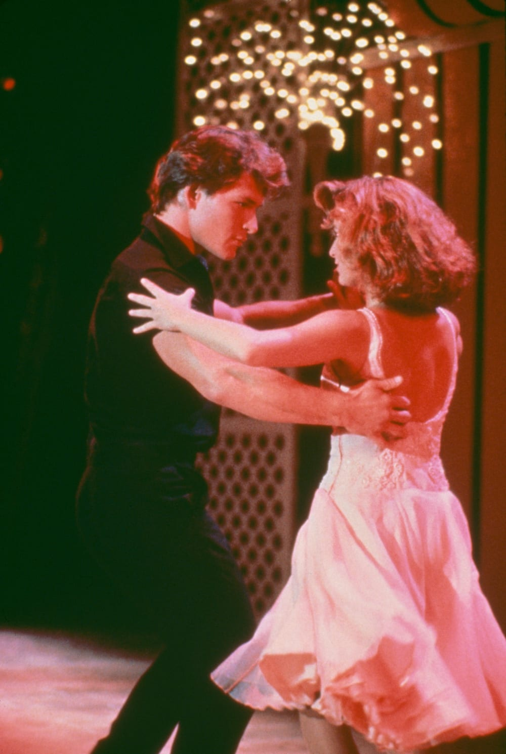 The rockettes top 5 scenes from dirty dancing the Kellermans dirty dancing