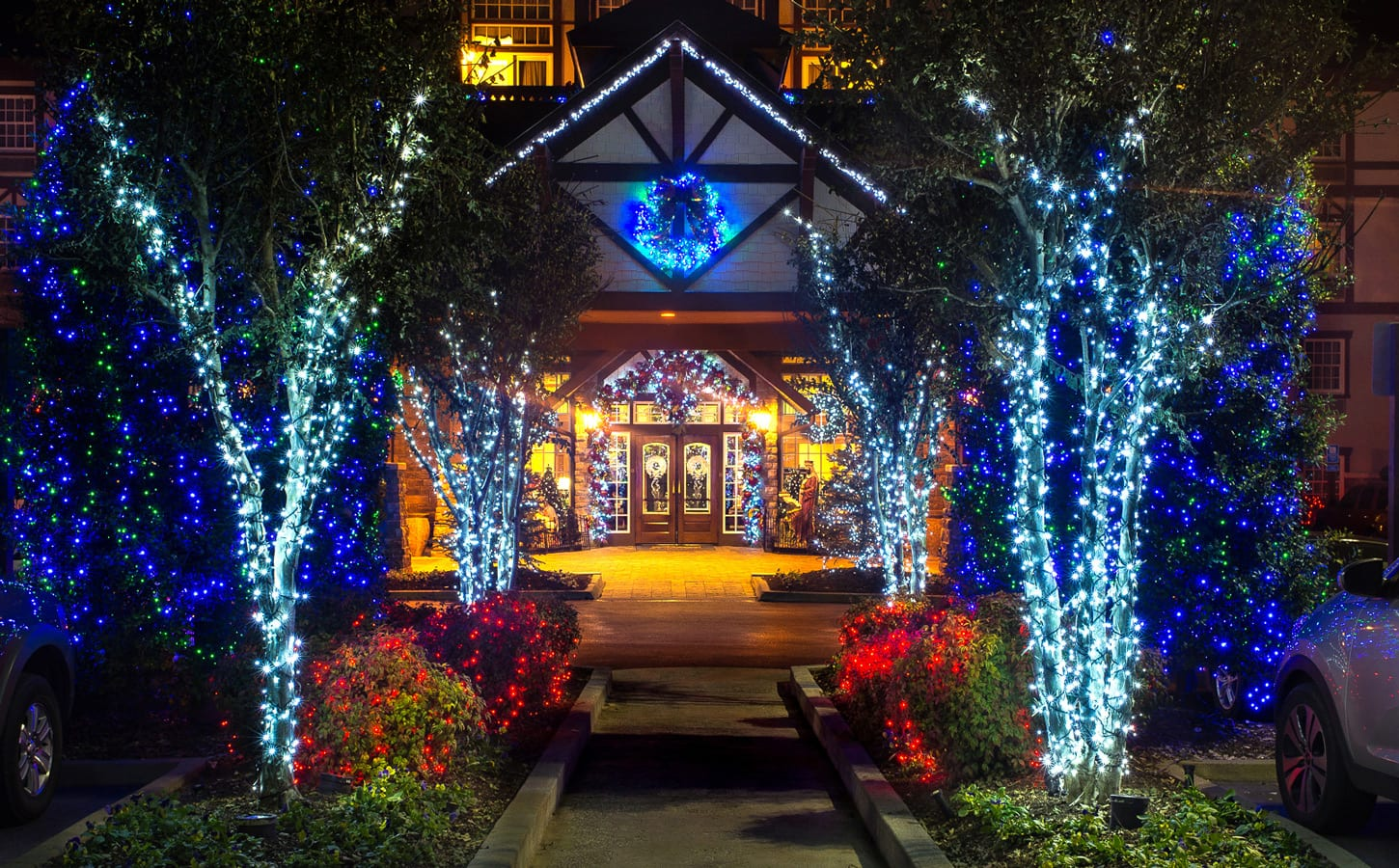 The Inn At Christmas Place.Rockettes 10 Favorite Christmas Loving Towns In The U S