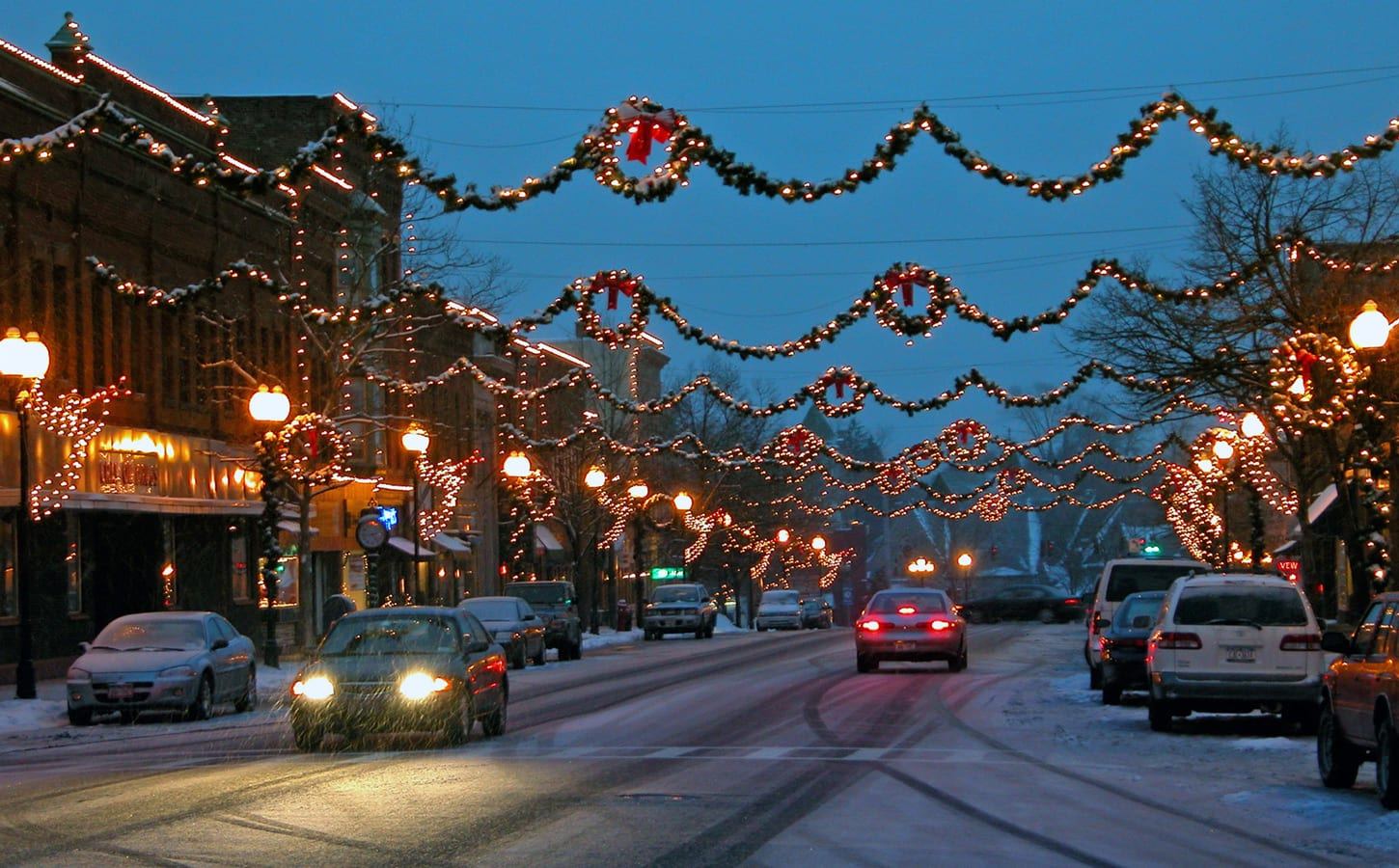 Christmas Events Upstate Ny 2020 10 Favorite Christmas Loving Towns In the U.S. | The Rockettes