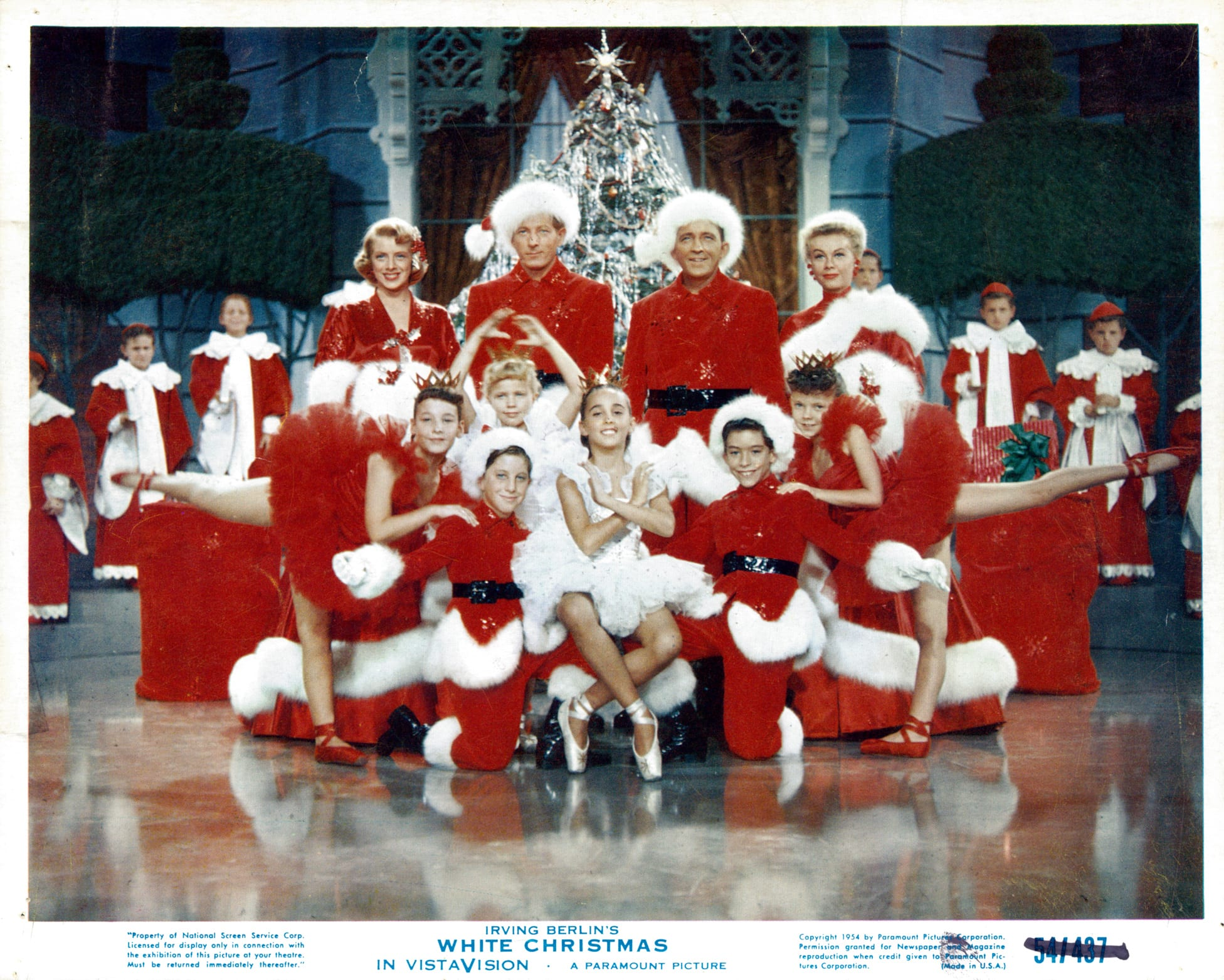 White Christmas Musical Tickets