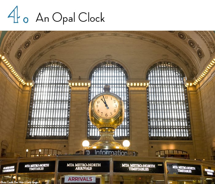 8 Hidden Secrets In New York City S Grand Central Terminal The Rockettes