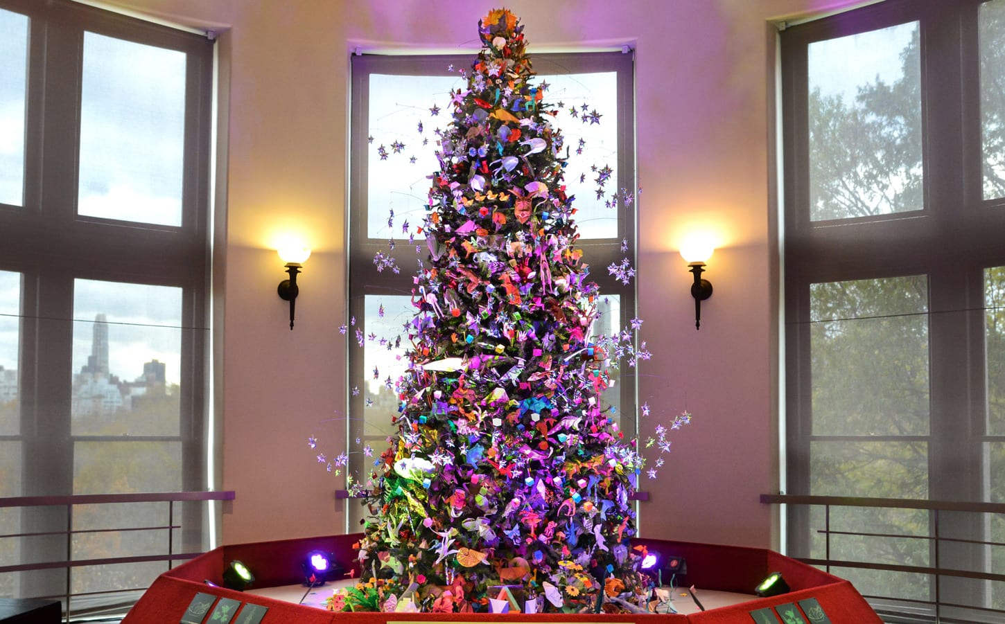 7 Christmas Trees to See In New York City | The Rockettes