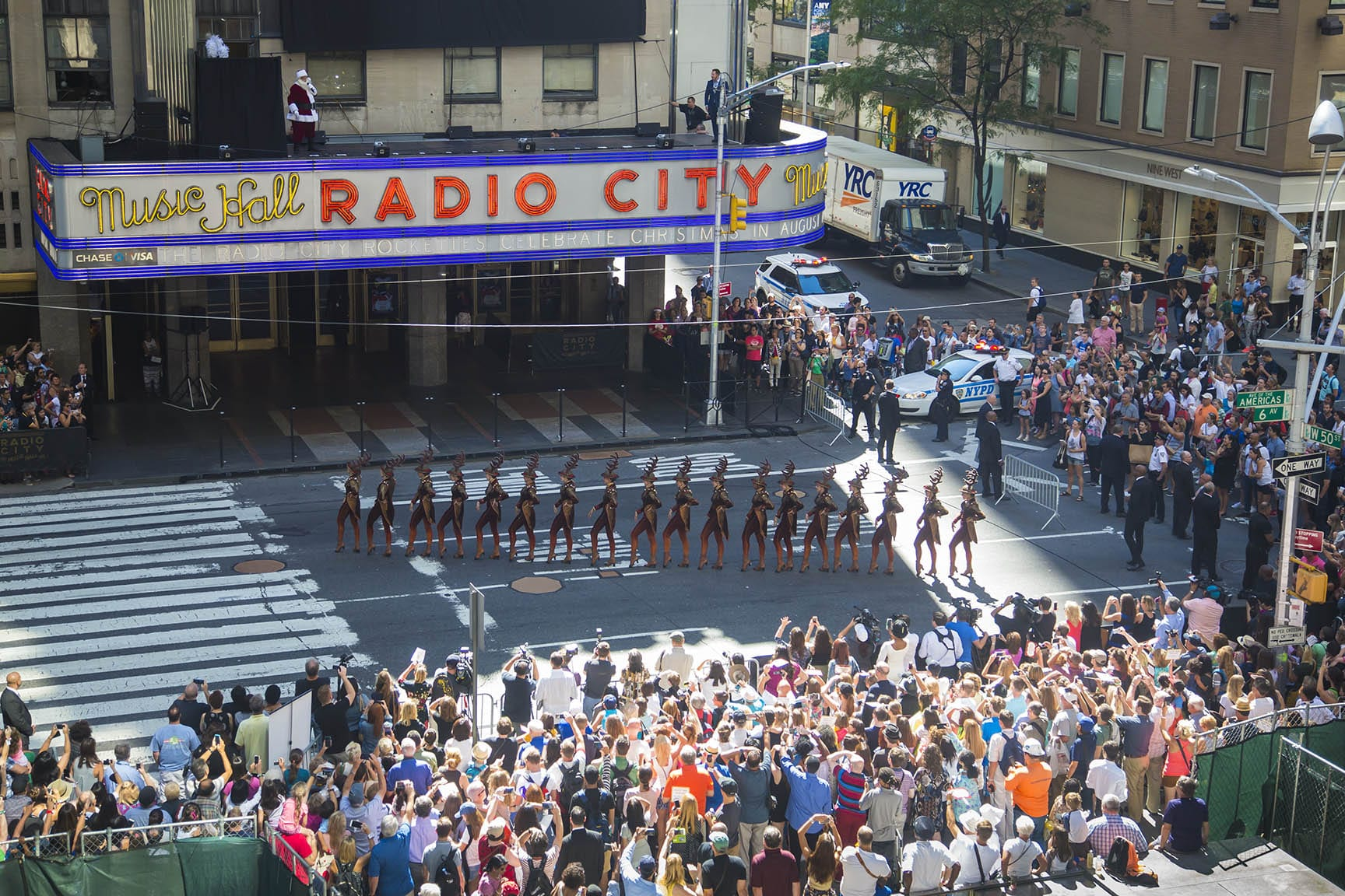 Press Release: Rockettes to Stop Traffic on Sixth Ave With an ...