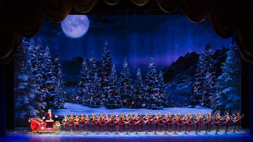 How It Works: Christmas Spectacular's 'Sleigh Ride'