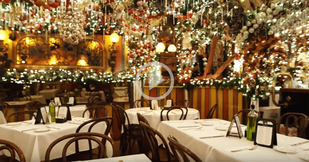 Rockettes Nyc Holiday Musts Rolf S German Restaurant
