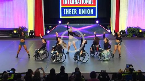 Rockettes' Pick for Dancer of the Week: Rollettes Use Wheelchairs to Empower Others Through Dance