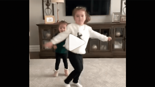 Dancer of the Week: Kevin Jonas' Daughters Have Dance Party to Celebrate Jonas Brothers Reunion