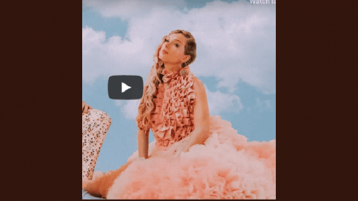 Dancer of the Week: Taylor Swift and Brendon Urie Dance Through A Pastel Wonderland