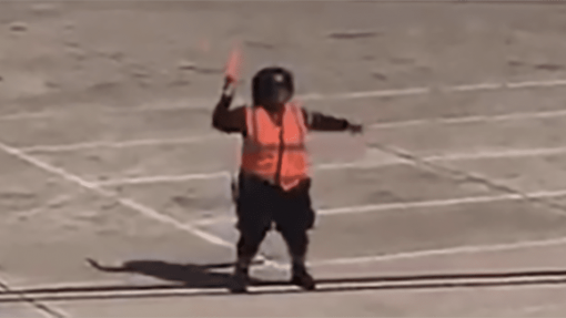 Dancer of the Week: Florida Airline Worker Goes Viral With Impromptu Dance On The Tarmac