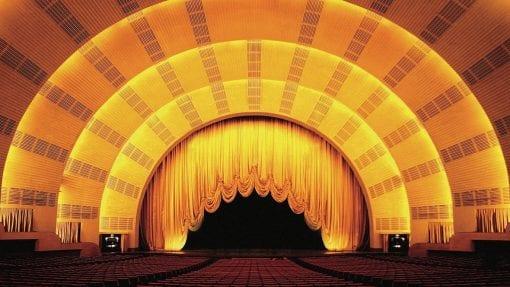 Radio City Stage Door Tour
