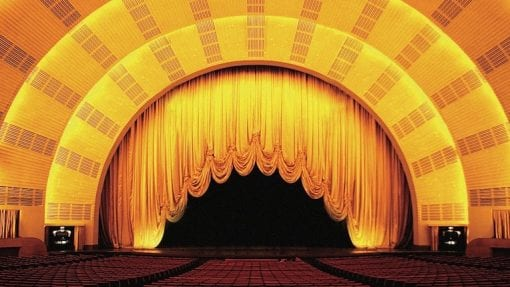 Radio City Music Hall Great Stage 2 5