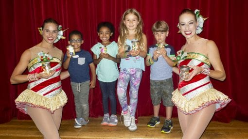 The Rockettes Are Spreading Joy Throughout The Tri-State Area!