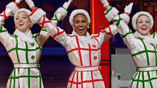 Make Time For Joy: 2019 Performances of The Christmas Spectacular Begin November 8th!