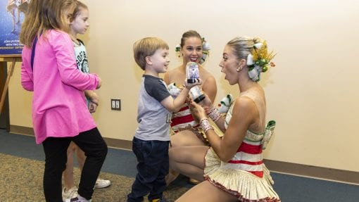 The Rockettes Spend A Week With Fans Throughout The Tri-State Area!