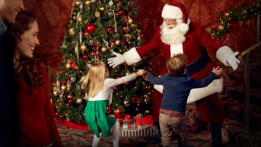 Five Great Places To See Santa in NYC