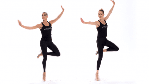 VIDEO: Learn Our '12 Days' Tap Dance