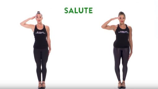 VIDEO: Learn Our 'Wooden Soldier' Dance