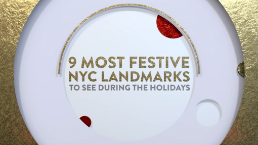 9 Most Festive NYC Landmarks To See During The Holidays