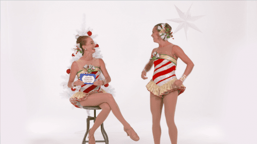 The Rockettes Guess Beloved Christmas Traditions