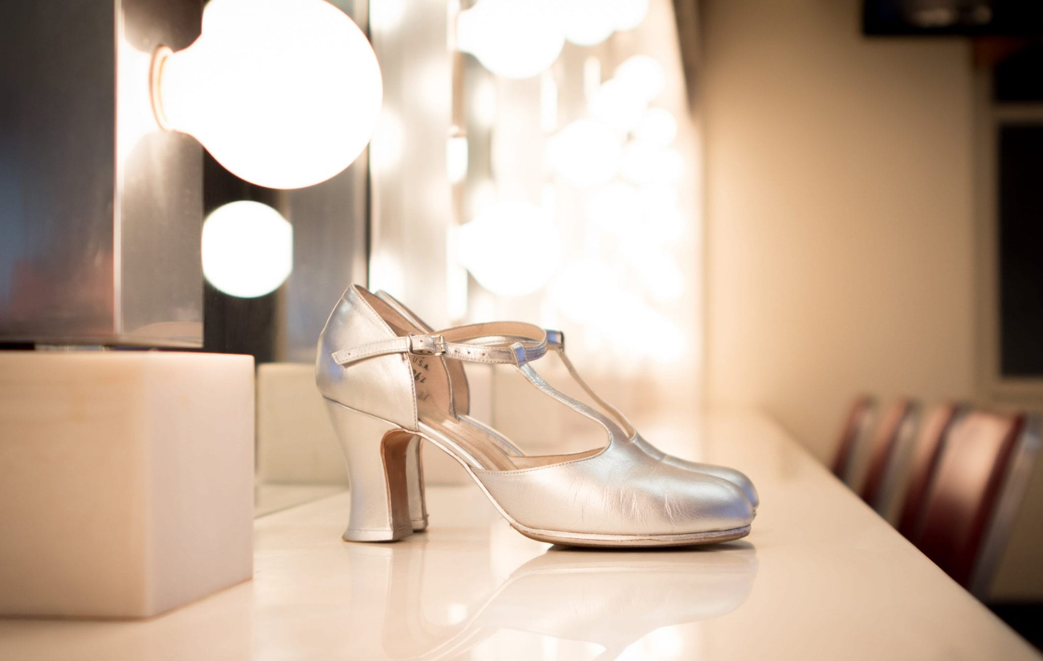 what to look for in a pair of character shoes the radio