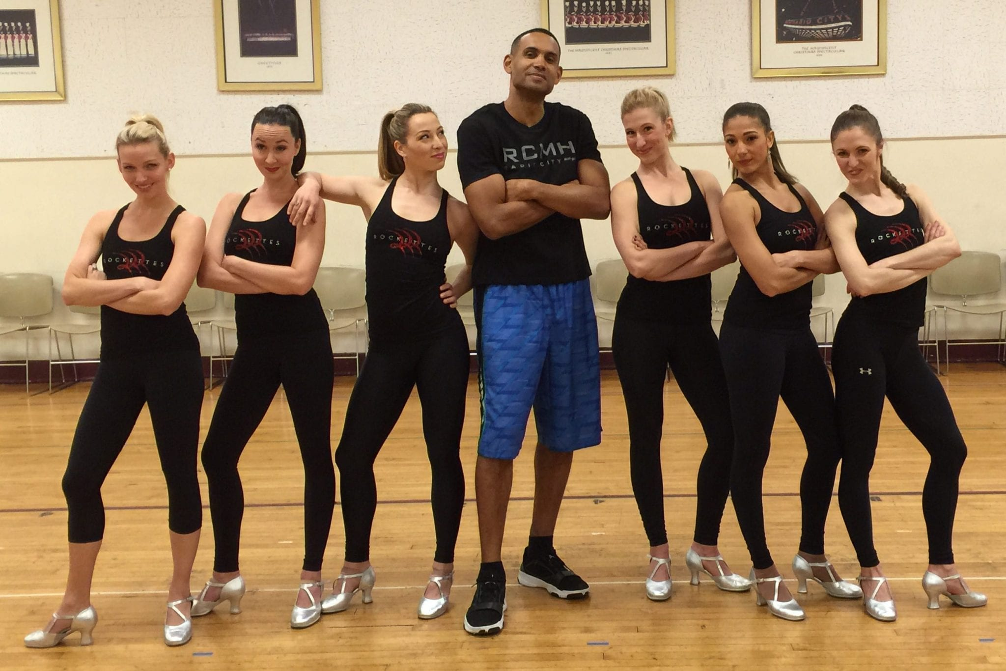 Rockettes Reflections Grant Hill
